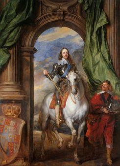 Anthony Van Dyke, Charles I